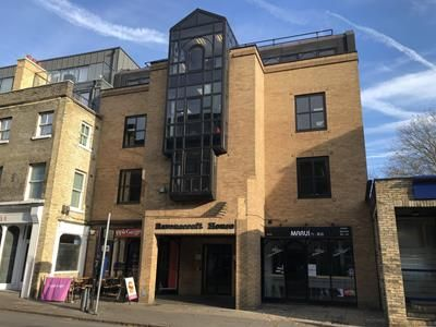 Thumbnail Office to let in Ravenscroft House, 1st Floor, Regent Street, Suite 1, Cambridge