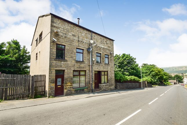 Thumbnail Detached house for sale in Park Lane, Keighley, West Yorkshire