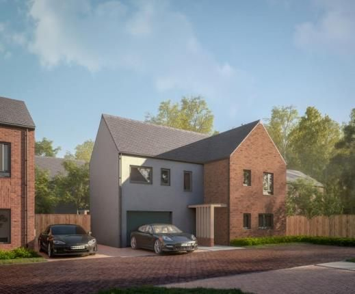 Thumbnail Detached house for sale in The Marches, Lakefield Road, Wednesfield