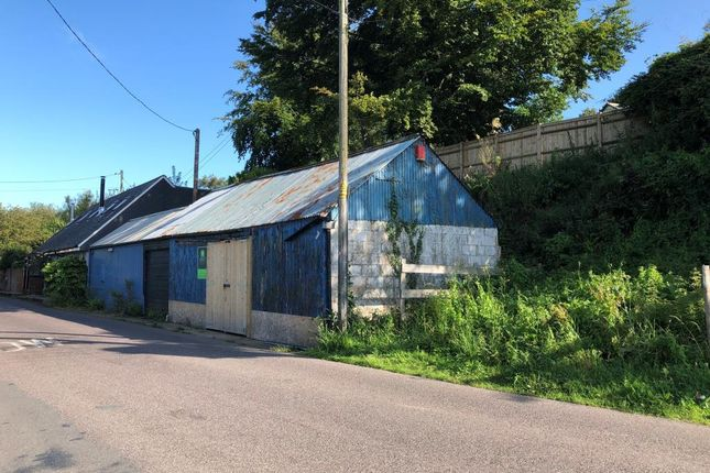 North Elevation of Garage Store, Pett Level Road, Pett Level, Hastings, East Sussex TN35