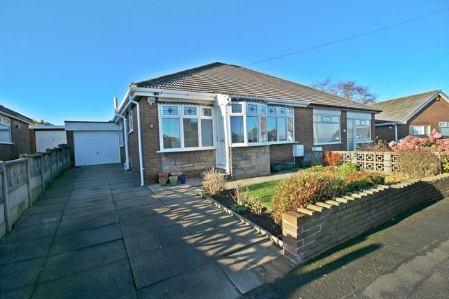 Thumbnail Bungalow to rent in Brookfield Road, Upholland, Skelmersdale