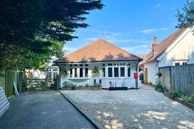 Thumbnail Bungalow for sale in West End, Southampton