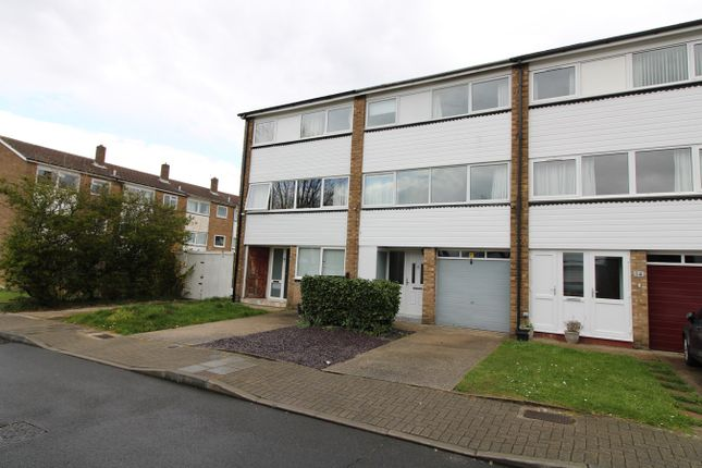 Thumbnail Town house to rent in Woodcote Drive, Orpington