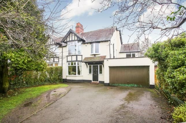 Thumbnail Semi-detached house for sale in Ryles Park Road, Macclesfield, Cheshire