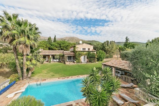 Villa for sale in Tourrettes Sur Loup, French Riviera, France