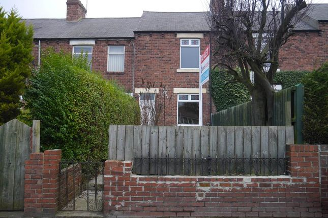 Thumbnail Property to rent in Johnson Terrace, High Spen, Rowlands Gill