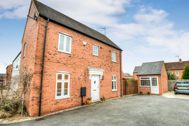 Thumbnail End terrace house for sale in Addison Mews, Stratford-Upon-Avon