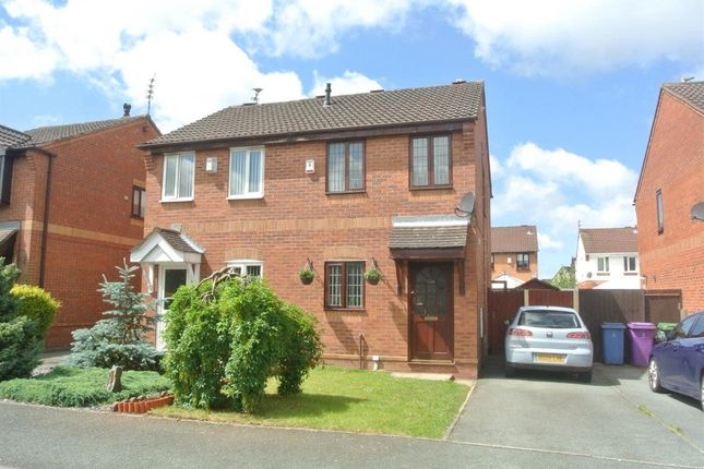 2 bed semi-detached house to rent in Coulport Close, Liverpool