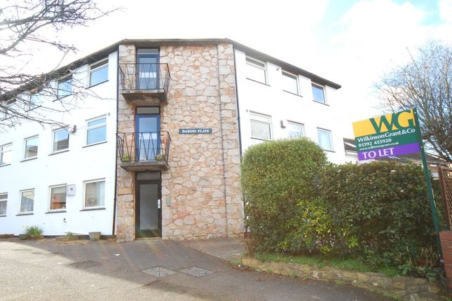 Thumbnail Flat to rent in Heavitree Road, Exeter, Devon