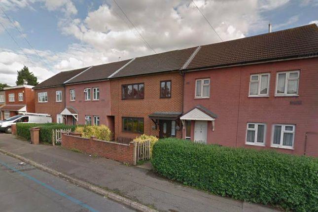 Thumbnail Property to rent in Larkshall Road, London