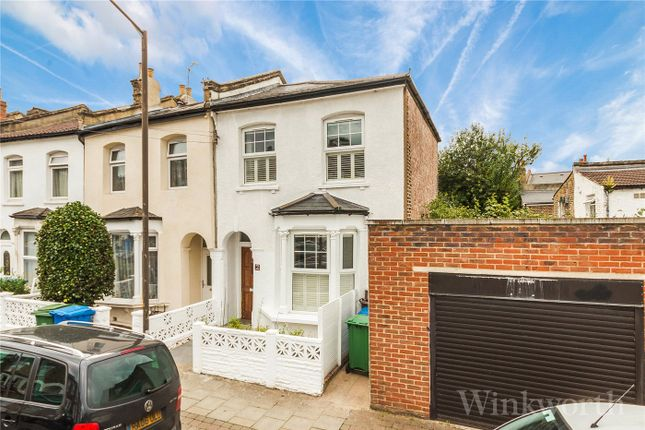 Thumbnail End terrace house to rent in Caulfield Road, London