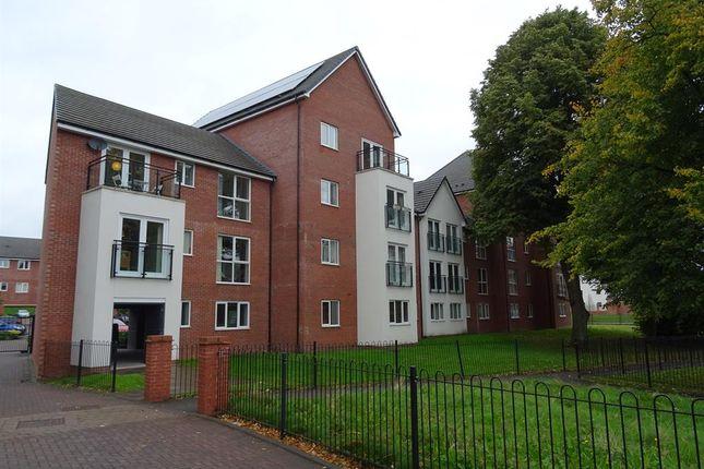2 bed flat for sale in Springmeadow Road, Edgbaston, Birmingham