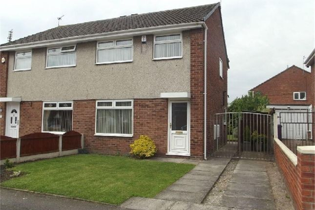 Thumbnail Semi-detached house to rent in Lobelia Avenue, Walton, Liverpool
