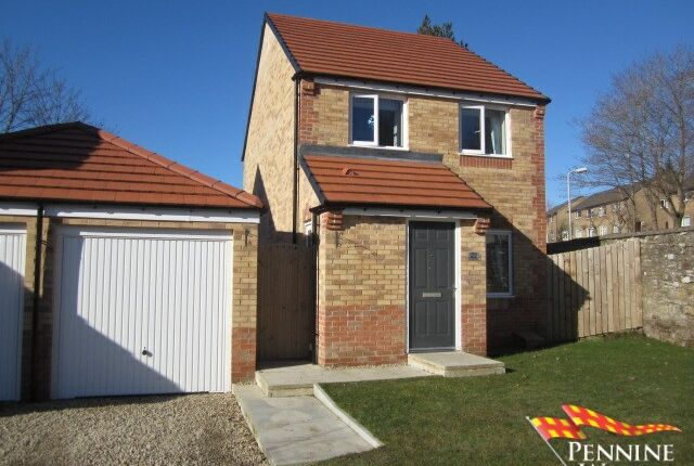 Thumbnail Detached house for sale in Gibson Close, Haltwhistle, Northumberland