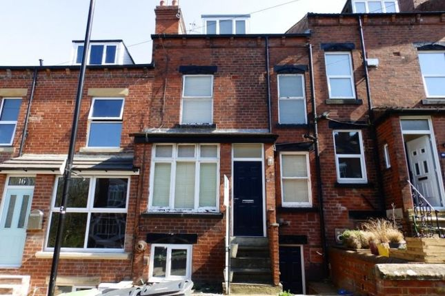 Thumbnail Terraced house to rent in Pasture Crescent, Chapel Allerton, Leeds