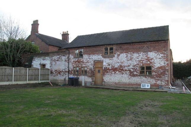 (Main) of Winterley House Barn, Crewe Road, Crewe CW1