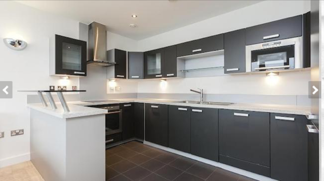 Thumbnail Duplex to rent in Western Gateway, London