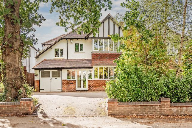 Thumbnail Detached house for sale in Danford Lane, Solihull