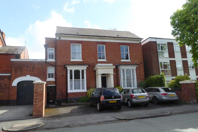 Thumbnail End terrace house for sale in Wentworth Road, Harborne, Birmingham