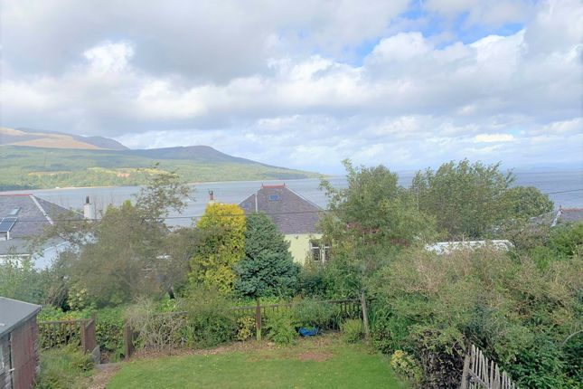 Semi-detached house for sale in 4 Springbank Terrace, Brodick, Isle Of Arran