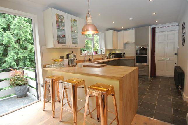 Thumbnail Flat for sale in Ikona Court, St. Georges Avenue, Weybridge