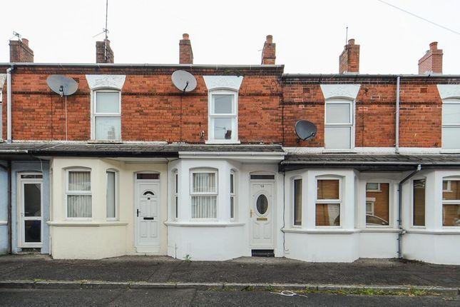 Thumbnail Terraced house for sale in Glenvarlock Street, Castlereagh, Belfast