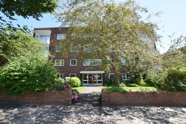 Thumbnail Flat to rent in Capel Lodge, Kew Road, Kew, Richmond, Surrey