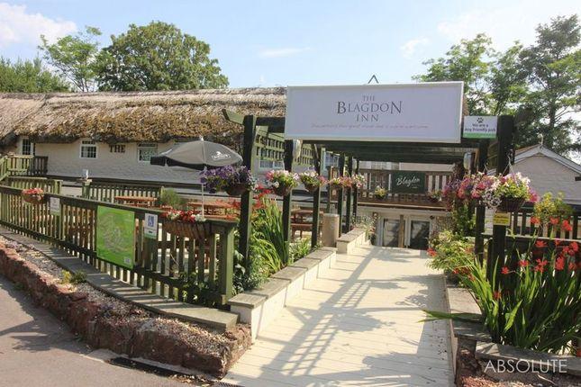 The Blagdon Inn of Totnes Road, Paignton TQ4