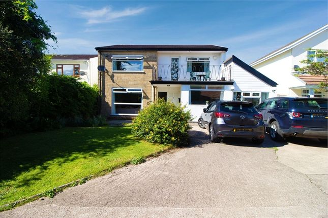 Thumbnail Detached house for sale in Penygroes, Groesfaen, Pontyclun, Mid Glamorgan