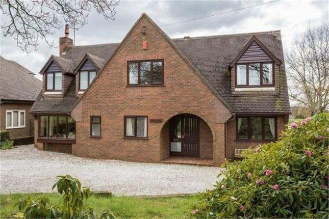 Thumbnail Detached house for sale in Mucklestone Wood Lane, Loggerheads, Market Drayton, Staffordshire