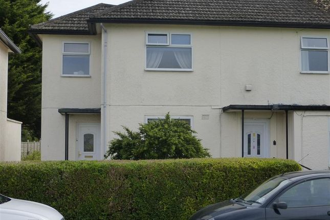 Thumbnail Flat to rent in Addison Crescent, Swindon