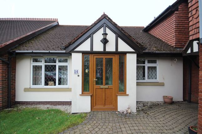 Thumbnail Bungalow for sale in Pegasus Court, Oakenrod, Rochdale