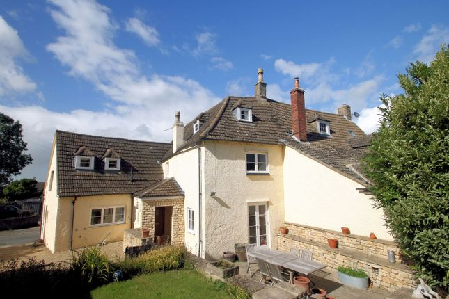 Thumbnail Cottage for sale in Hawkesbury Road, Hillesley, Wotton-Under-Edge, Gloucestershire