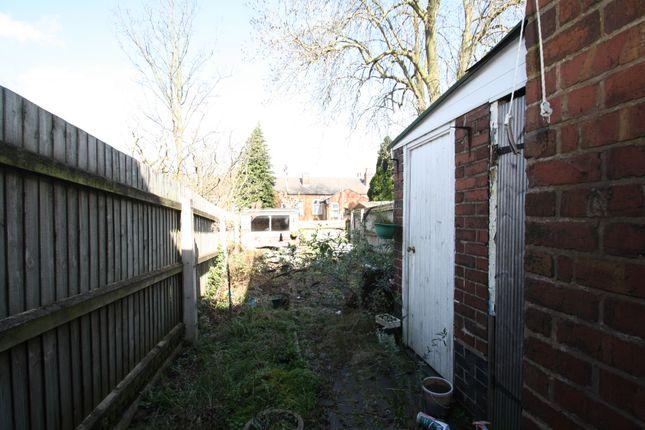 Rear Garden of Greenhill Road, Birmingham B21