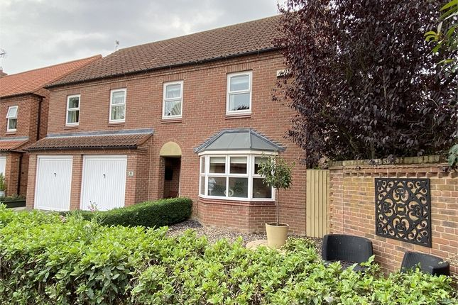 Thumbnail Detached house for sale in Gilmores Lane, Fernwood, Newark, Nottinghamshire.