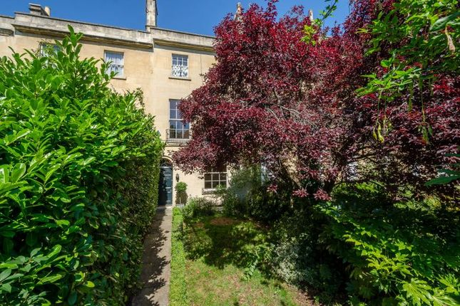 Thumbnail Terraced house for sale in Beaufort West, Larkhall, Bath