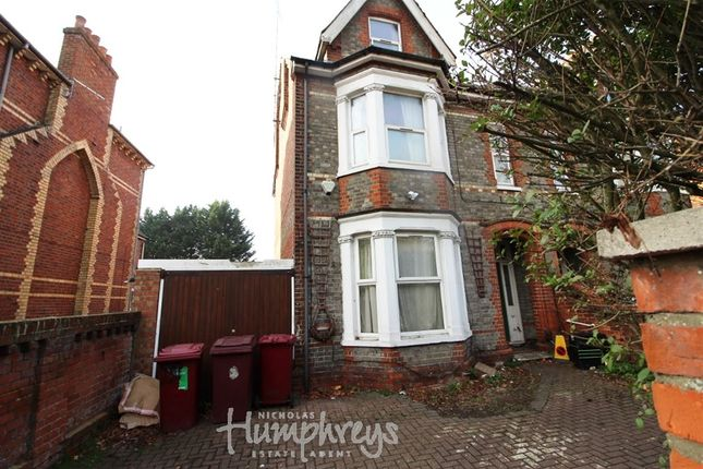 Thumbnail Property to rent in Wokingham Road, Reading, - Student House