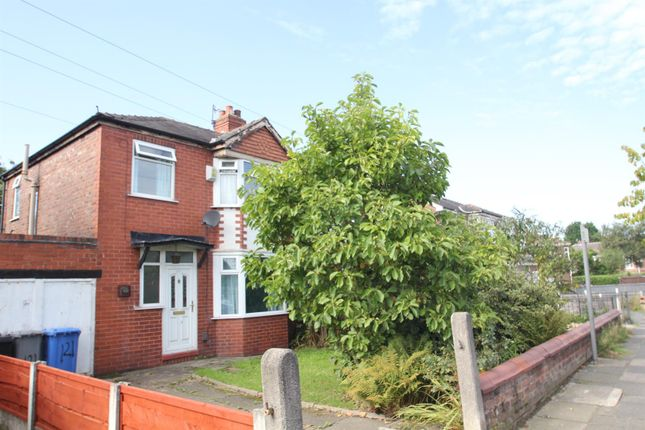 3 bed semi-detached house for sale in Park Road, Stretford, Manchester