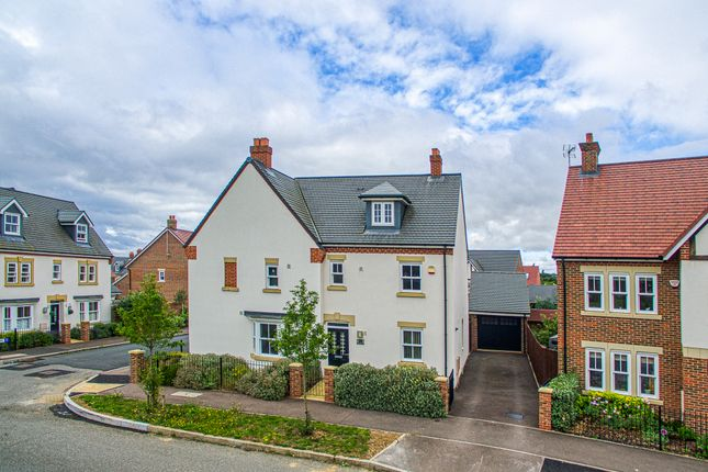 Thumbnail Semi-detached house for sale in Martell Drive, Kempston, Bedford
