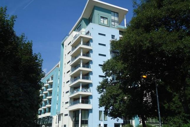 Thumbnail Flat to rent in Sapphire Court Ocean Way Ocean Village, Southampton