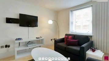 Thumbnail Studio to rent in St. Christophers Place, London