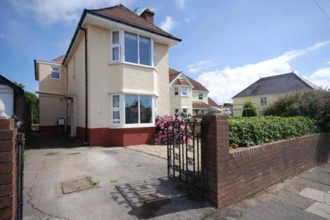 Thumbnail Detached house for sale in Windsor Road, Porthcawl