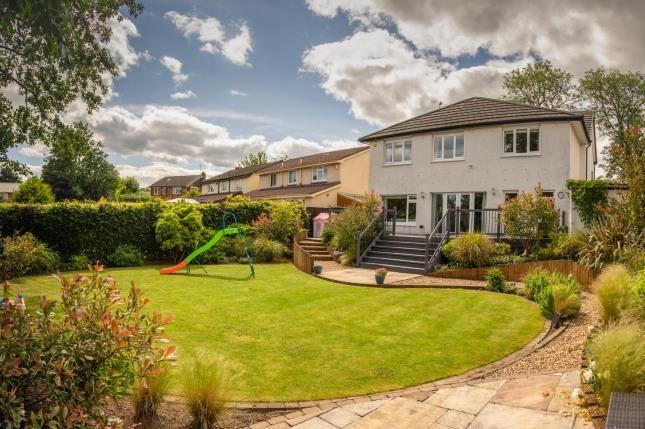 Thumbnail Detached house for sale in Sandholes Road, Brookfield, Renfrewshire