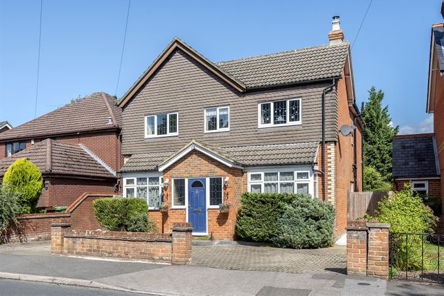 Thumbnail Detached house for sale in Pinehill Road, Crowthorne, Berkshire