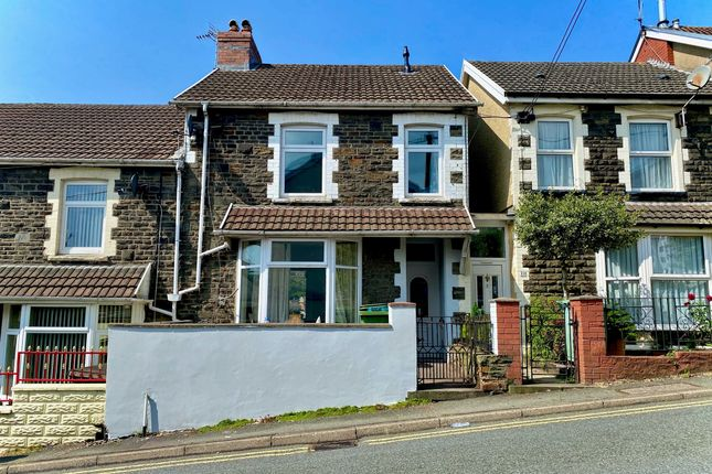 4 bed terraced house for sale in Graigwen Road, Graigwen, Pontypridd CF37