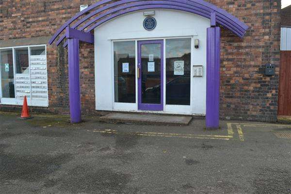 Office to let in Upper Villiers Street, Wolverhampton