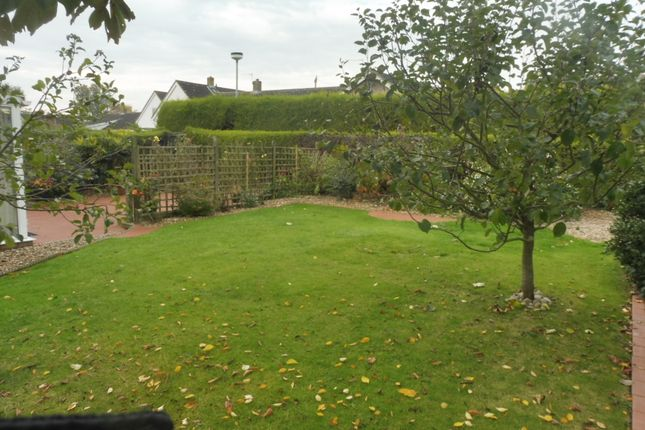 Thumbnail Land for sale in Orchard Way, Wymondham