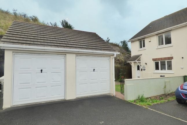 Thumbnail End terrace house for sale in Jonida Close, Torquay