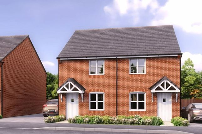 Thumbnail Terraced house for sale in Copcut Lane, Copcut, Droitwich