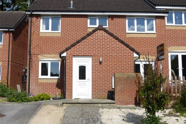 Thumbnail Semi-detached house for sale in Wheelers Rise, Stroud, Gloucestershire